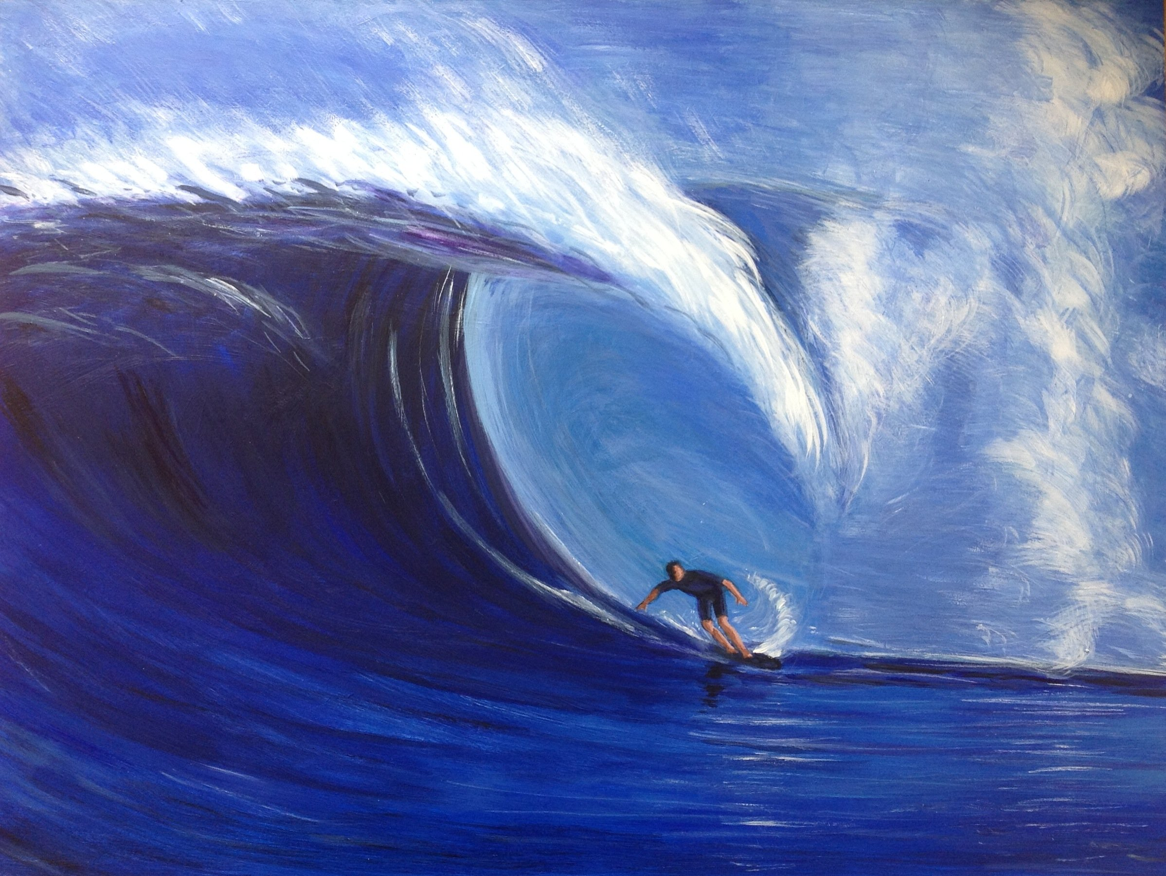 riding the wave art gallery jose